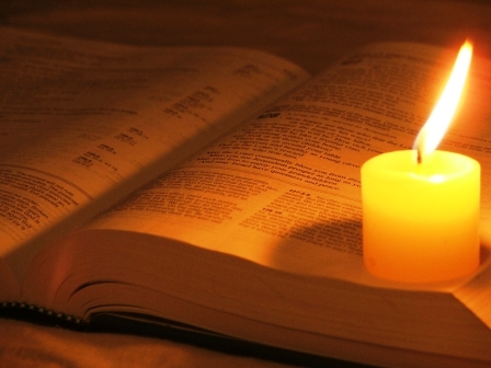 candle book image