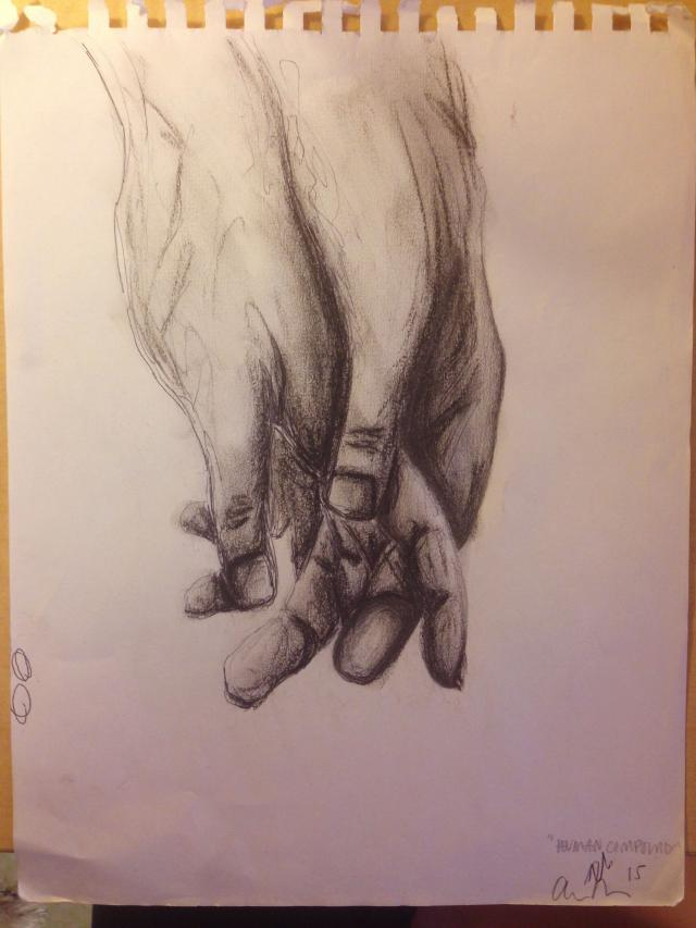Hands by Amanda Massey