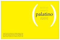 parenthetic palatino